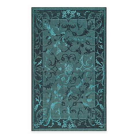 Safavieh Palazzo Kalei Rug In Black Turquoise Bed Bath