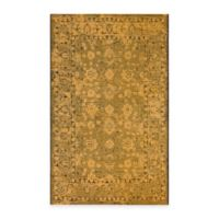 Safavieh Palazzo Wera 5-Foot x 8-Foot Area Rug in Black/Cream