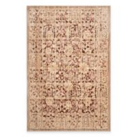 Safavieh Infinity Traditional 8-Foot x 10-Foot Area Rug in Beige/Yellow