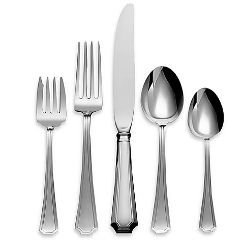 Gorham® Fairfax Sterling Silver Flatware 5-Piece Place Setting
