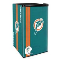 NFL Miami Dolphins Legacy Counter Height Refrigerator