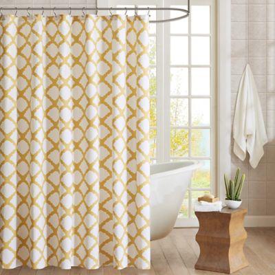 ink u0026 ivy felis 54inch x 78inch shower curtain
