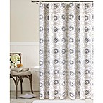 Andrea Shower Curtain in Natural