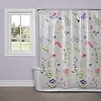 Soft Nature PEVA Shower Curtain