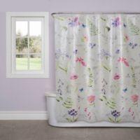 Soft Nature PEVA Shower Curtain