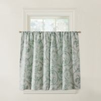 Savona Window Curtain in Blue