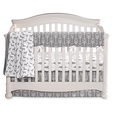 Liz And Roo Woodland Crib Bedding Collection Buybuy Baby