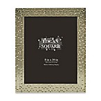 Logan 8-Inch x 10-Inch Tile Picture Frame in Champagne