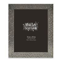 Logan 8-Inch x 10-Inch Tile Picture Frame in Pewter