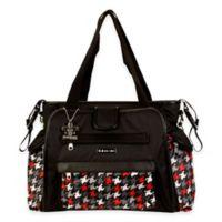 Kalencom® Nola Tote Multicolored Houndstooth Diaper Bag