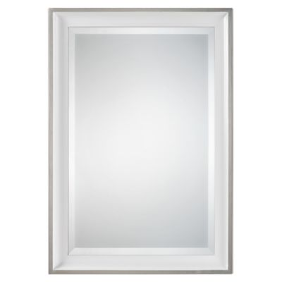 Buy Mirror White Frame from Bed Bath & Beyond