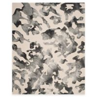 Safavieh Dip Dye Camo 8-Foot x 10-Foot Area Rug in Beige/Charcoal