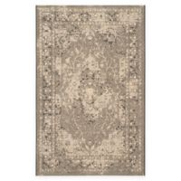 Safavieh Palazzo Lang 2-Foot x 3-Foot 6-Inch Accent Rug in Black/Cream