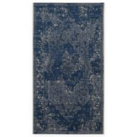 Safavieh Palazzo Lang 2-Foot 6-Inch x 5-Foot Accent Rug in Light Blue/Blue