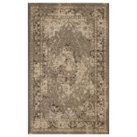 Safavieh Palazzo Lang 5-Foot x 8-Foot Area Rug in Grey/Light Grey