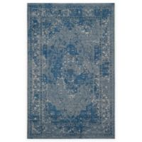 Safavieh Palazzo Lang 5-Foot x 8-Foot Area Rug in Light Blue/Blue