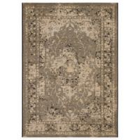 Safavieh Palazzo Lang 8-Foot x 11-Foot Area Rug in Grey/Light Grey