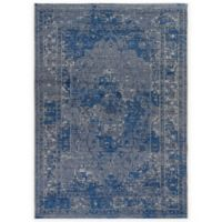 Safavieh Palazzo Lang 8-Foot x 11-Foot Area Rug in Light Blue/Blue