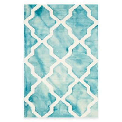 Buy Turquoise Rug From Bed Bath Amp Beyond