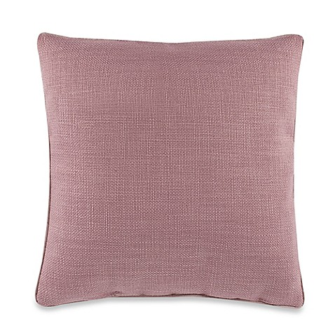 Spa Blue Throw Pillows : Buy Teena Throw Pillow in Spa Blue from Bed Bath & Beyond