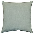 Teena Throw Pillow in Spa Blue