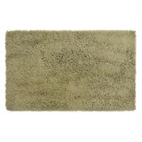 Super Sponge 21-Inch x 34-Inch Bath Mat™ in Green