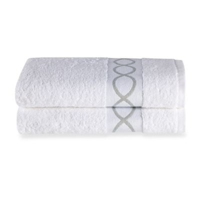Buy Designer Bath Towels From Bed Bath Amp Beyond