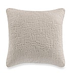 Motley Square Throw Pillow in White