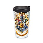 Tervis® Harry Potter™ Hogwarts House Crest 16 oz. Wrap Tumbler with Lid