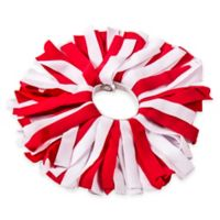 Pom ID Luggage Identifier in Red/White