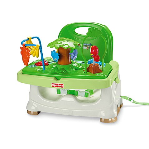 Fisher Price Rain Forest Booster Seat BABY