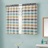 Greta 64-Inch Window Curtain Tier Pair