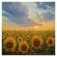 Sun and Sun All Weather Outdoor Canvas Wall Art