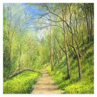 Whispering Walk All Weather Outdoor Canvas Wall Art