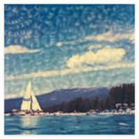 Water Fun All Weather Outdoor Canvas Art