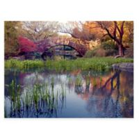Reflections All Weather Outdoor Canvas Wall Art