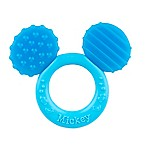 Nuk® Mickey Mouse Teether in Blue