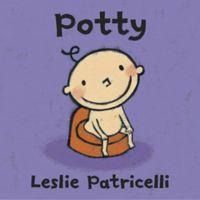 """""""Potty"""" by Leslie Patricelli"""