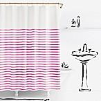 kate spade shower curtain | bed bath & beyond