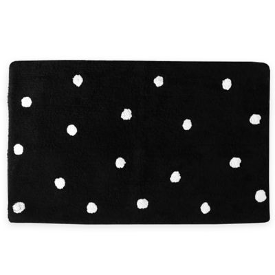 Great Kate Spade New York Deco Dot Bath Rug