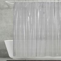 Creative Bath™ Linea Shower Curtain in Grey
