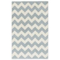 Artistic Weavers Transit Penelope 2-Foot x 3-Foot Accent Rug in Light Blue/Ivory
