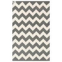 Artistic Weavers Transit Penelope 7-Foot 6-Inch x 9-foot 6-Inch Area Rug in Grey/Ivory