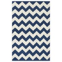 Artistic Weavers Transit Penelope 7-Foot 6-Inch x 9-foot 6-Inch Area Rug in Navy/Ivory