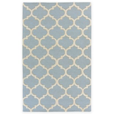 Artistic Weavers Pollack Stella 2 Foot X 3 Foot Area Rug In Light Blue
