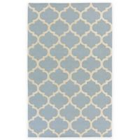 Artistic Weavers Pollack Stella 2-Foot x 3-Foot Area Rug in Light Blue/White