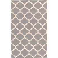 Artistic Weavers Pollack Stella 4-Foot x 6-Foot Area Rug in Grey/White