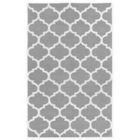 Artistic Weavers Pollack Stella 5-Foot x 8-Foot Area Rug in Grey/White
