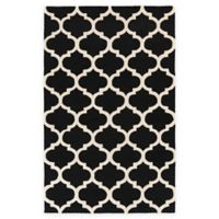 Artistic Weavers Pollack Stella 5-Foot x 8-Foot Area Rug in Black/White