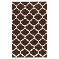 Artistic Weavers Pollack Stella 5-Foot x 8-Foot Area Rug in Brown/White